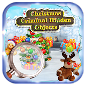 Christmas Criminal Hidden Object