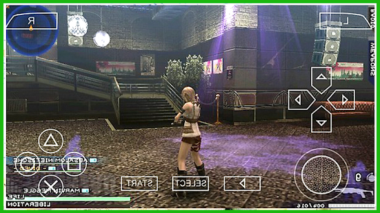 Golden PSP Emulator 2017 Screenshot