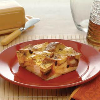 Apple Cinnamon French Toast Strata