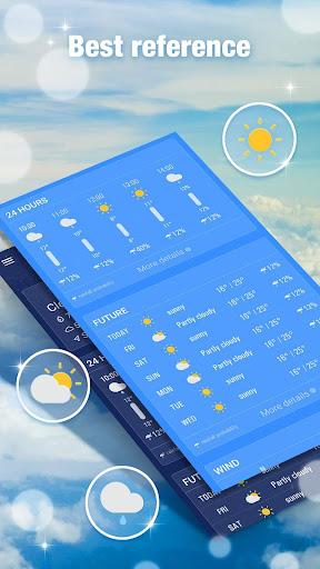 Weather radar & Global weather checker 16.6.0.6270_50153 Screenshots 4