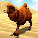 Wild Camel Racing Simulator icon