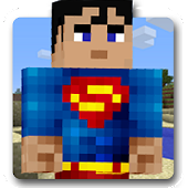 Skins for Minecraft Superhero