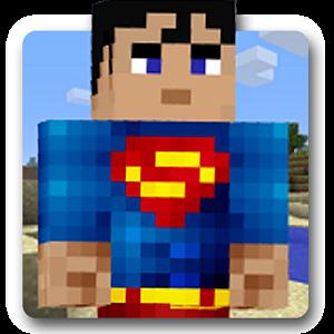 skins for minecraft superhero