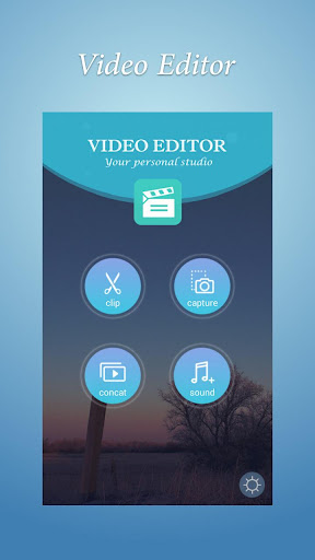 Video Editor 1.4 screenshots 1