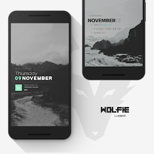 Wolfie for KWGT v2018.Dec.01.07 [Paid] APK 5
