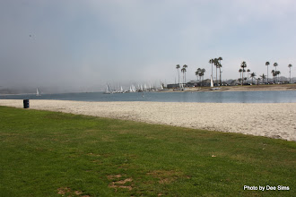 Photo: (Year 3) Day 32 - Lovely Hazy Waterfront View