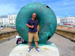 Photo: The big Doughnut