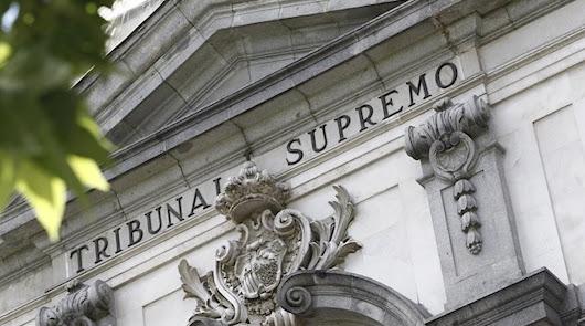 El 'revanchista' Tribunal Supremo