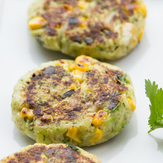 Vegan Zucchini Patties