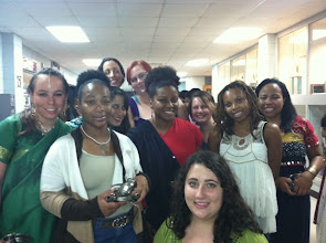 Photo: Religious Studies students attend a Garba - Fall 2012.
