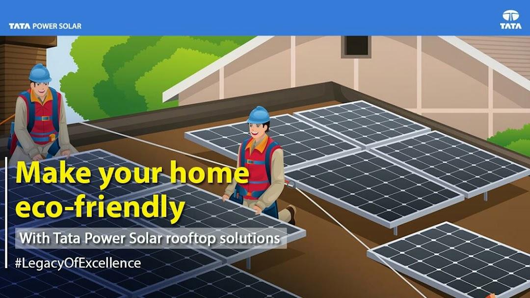 Sunmitra Resources Tata Power Solar Systems Solar Energy Company In Solapur