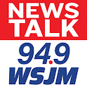 News/Talk 94.9 WSJM icon