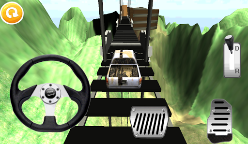 4x4 Turbo Racing Game