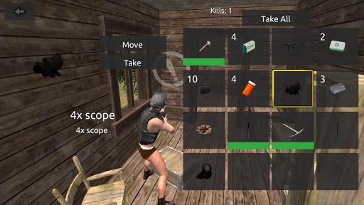 ThriveX Survival - Battlegrounds Royale 2.1 screenshots 3