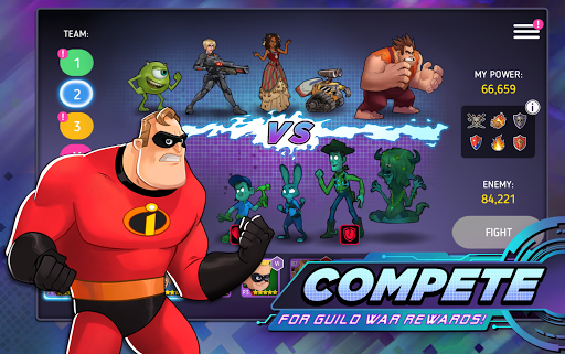 Disney Heroes: Battle Mode 1.6.1 androidappsheaven.com 5