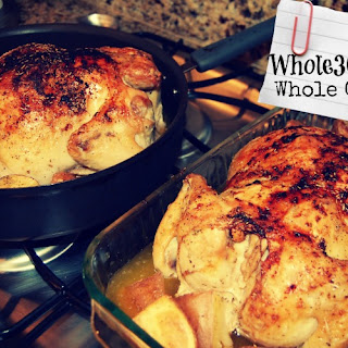 Whole30, Whole Chicken