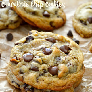 The Best Ultimate Chocolate Chip Cookies.