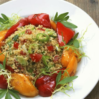 Preserved Pepper and Grain Salad