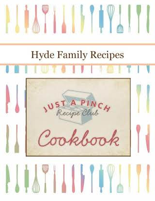 Hyde Family Recipes