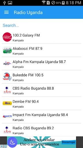 Uganda Radio  screenshots 1