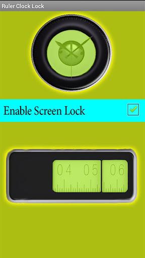 無料工具Appのルーラークロックロック 記事Game