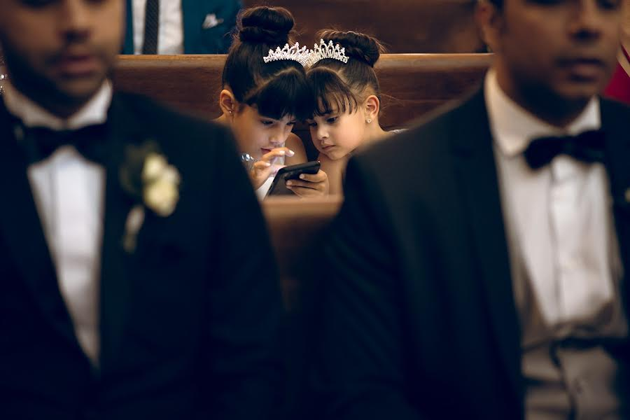 Wedding photographer Christian Puello (puelloconde). Photo of 05.01.2020