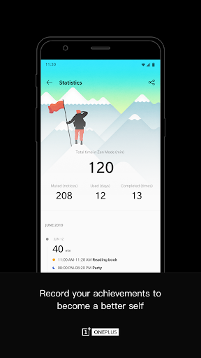 OnePlus Zen Mode screenshot 3