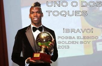 Photo: Paul Pogba, elegido merecidamente mejor jugador joven en 2013