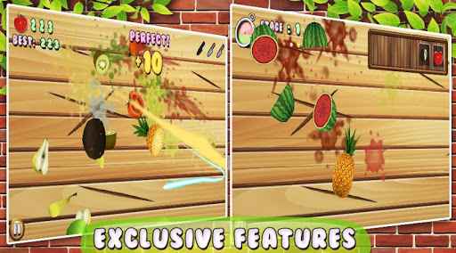 Slice Fruit 3D Game 1.0.8 APK MOD screenshots 2