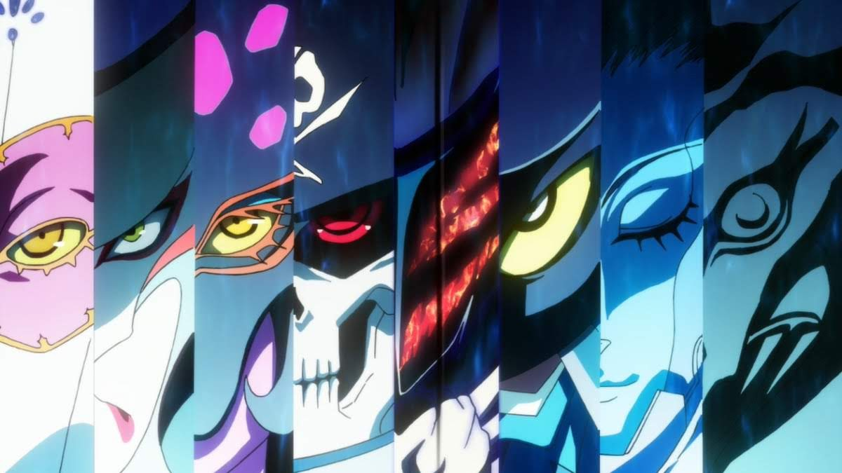 Download Persona 5 the Animation Episode 4 Subtitle Indonesia