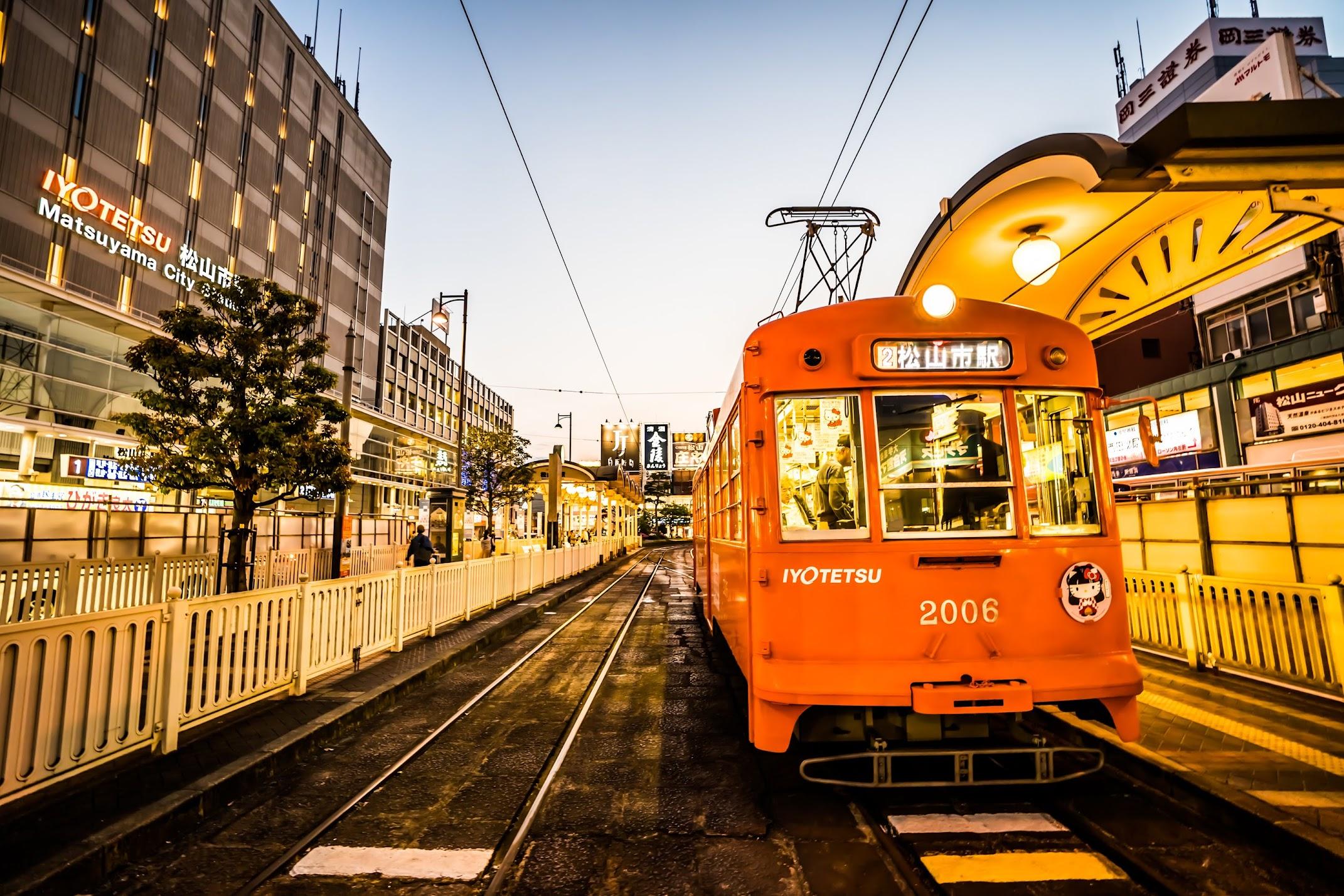 Matsuyama tram5