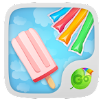 Summer Sweets Keyboard Theme 3.87 Apk