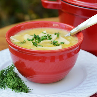 Cottage Cheese Soup Recipe