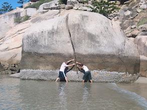 Photo: i fratelli Colombo aprono le montagne!