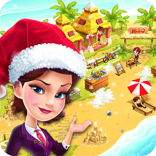 Resort Tycoon : Hotel Paradise Story (game)