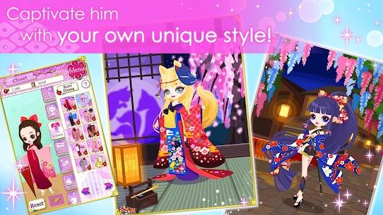 Samurai Love Ballad: PARTY Mod Apk (Unlimited Pearls, Love Passes, Energy) 6