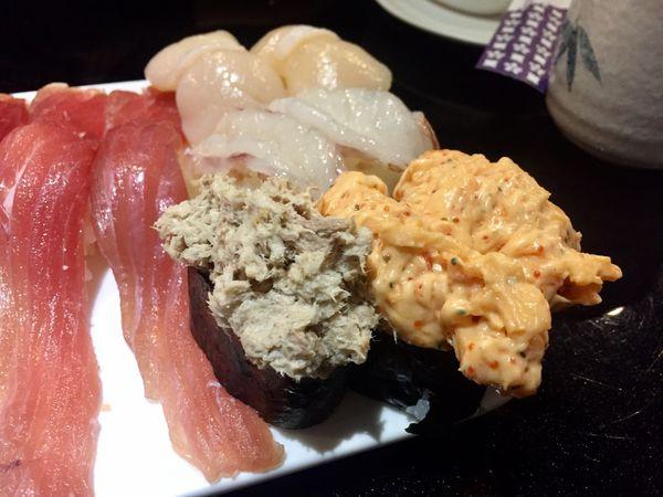 CP值超高的日本料理。台中。一郎壽司