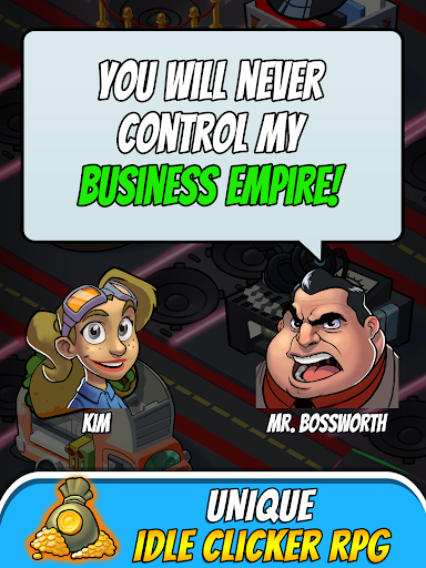 Tap Empire: Idle Tycoon Tapper & Business Sim Game android2mod screenshots 13