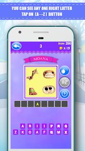 Guess The Moana - Moana Quiz - náhled