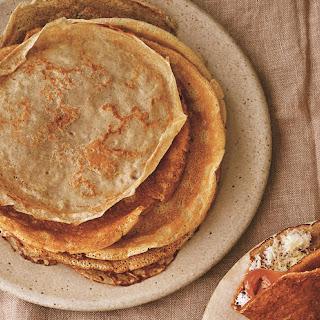 Gluten-Free Buckwheat Crepes.