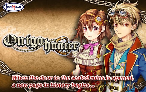 RPG Onigo Hunter- screenshot thumbnail