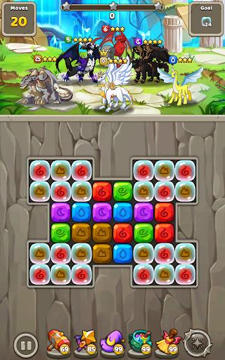 Dragon Village B - Dragon Breeding Puzzle Blast screenshots 24