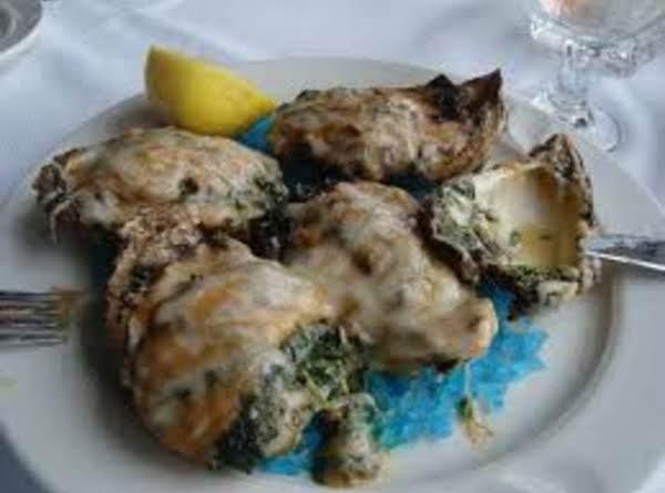 Rusty's Oysters Rockefeller Recipe