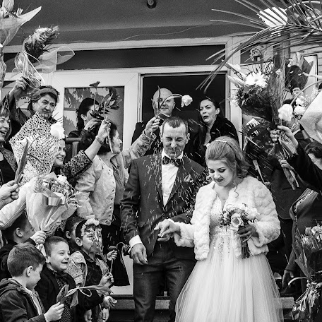 Wedding photographer Ciprian Grigorescu (CiprianGrigores). Photo of 18.03.2018