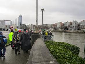 Photo: trapjes af naar de Maas
