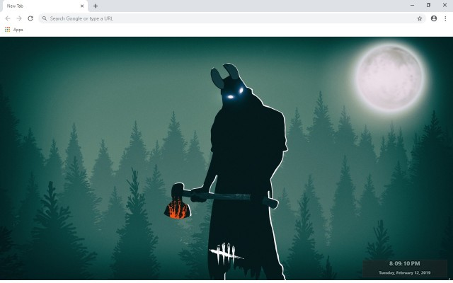 Dead By Daylight New Tab