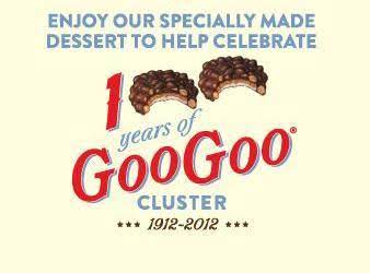 Googoo Cluster Cake