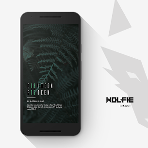 Wolfie for KWGT v2018.Dec.01.07 [Paid] APK 2