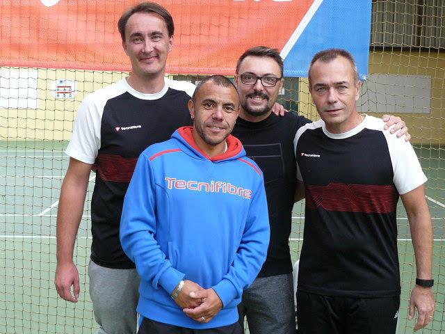 24/10/2018 - Championnats par équipe Séniors : 4ème journée