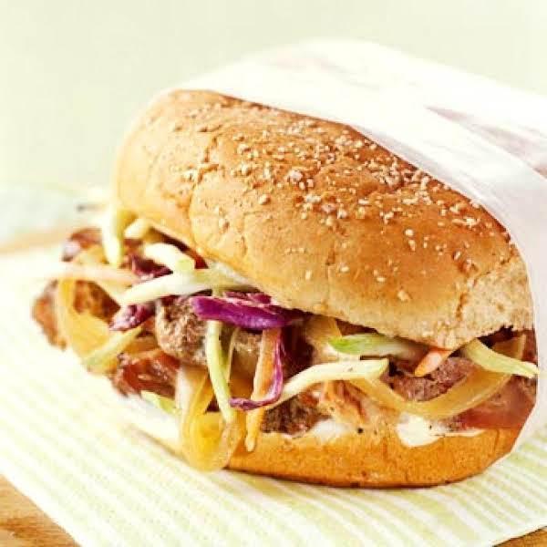 Healthy Shredded Pork Sandwiches Recipe